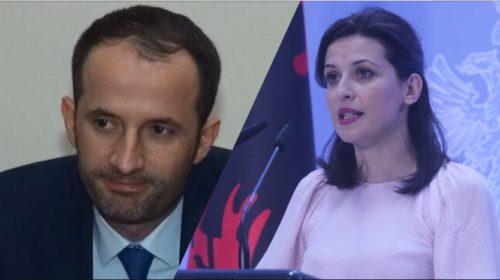 Furtuna në Hipotekën Shkodër, reagon ministrja e Drejtësisë, Gjonaj: Përgëzoj për ndalimet e bëra ditën e sotme…