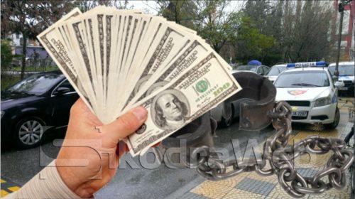 """Policia i bllokoi në bankë 400 mijë USD të dyshuar si """"pastrim parash"""", kush është bisnesmeni me origjinë nga Shkodra"""