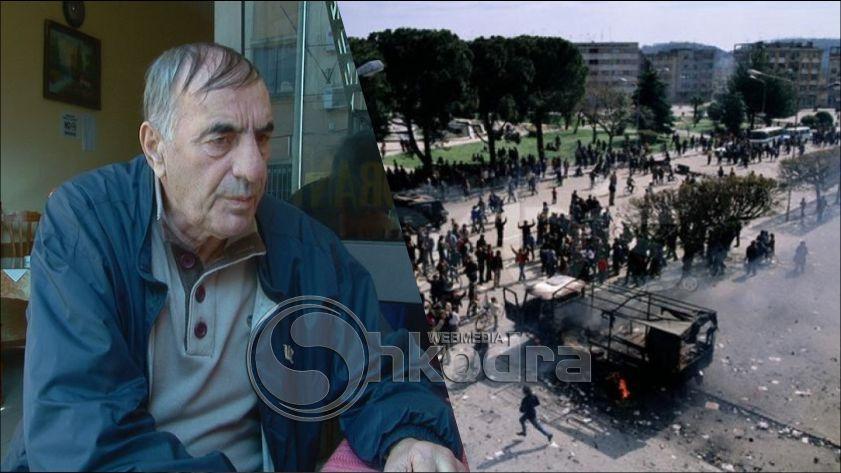 """Mesazhi i fortë i Zef Gjonit: """"Me konstituimin e Këshillit tek Rektorati, po provokohet një """"2 prill"""" tjetër në Shkodër…"""""""