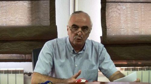 """VIDEO – """"Mësimi në Universitetin e Shkodrës nis me 15 qershor"""", rektori Bekteshi tregon hapat që do ndiqen…"""