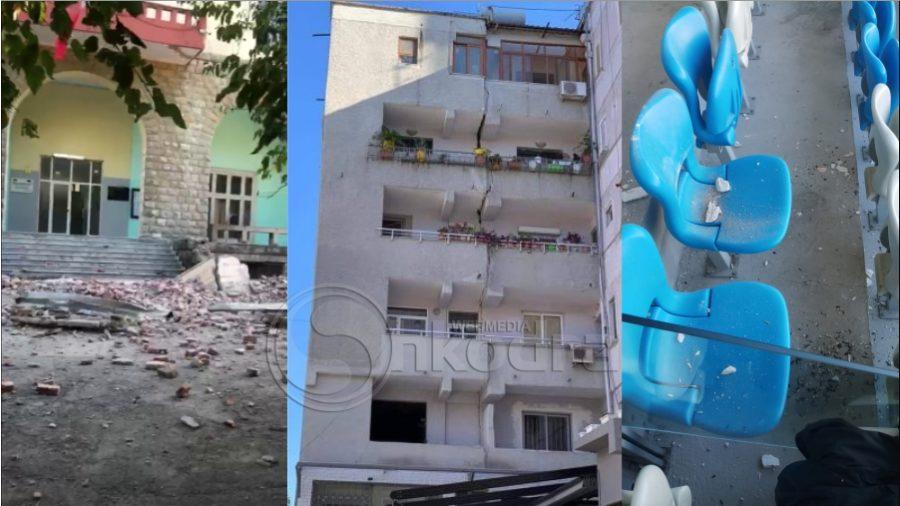 """NDODH EDHE KËSHTU/ Shqipëria nën """"pushtetin"""" e termeteve, kompanitë e sigurimeve shfrytëzojnë situatën…"""