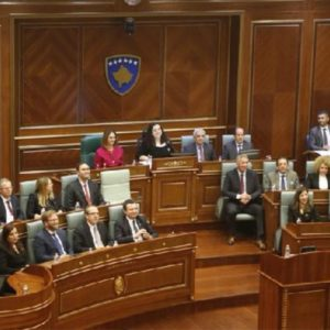 Seanca e jashtëzakonshme e Kuvendit, sot votohet për qeverinë e re të Kosovës që pason Kurtin