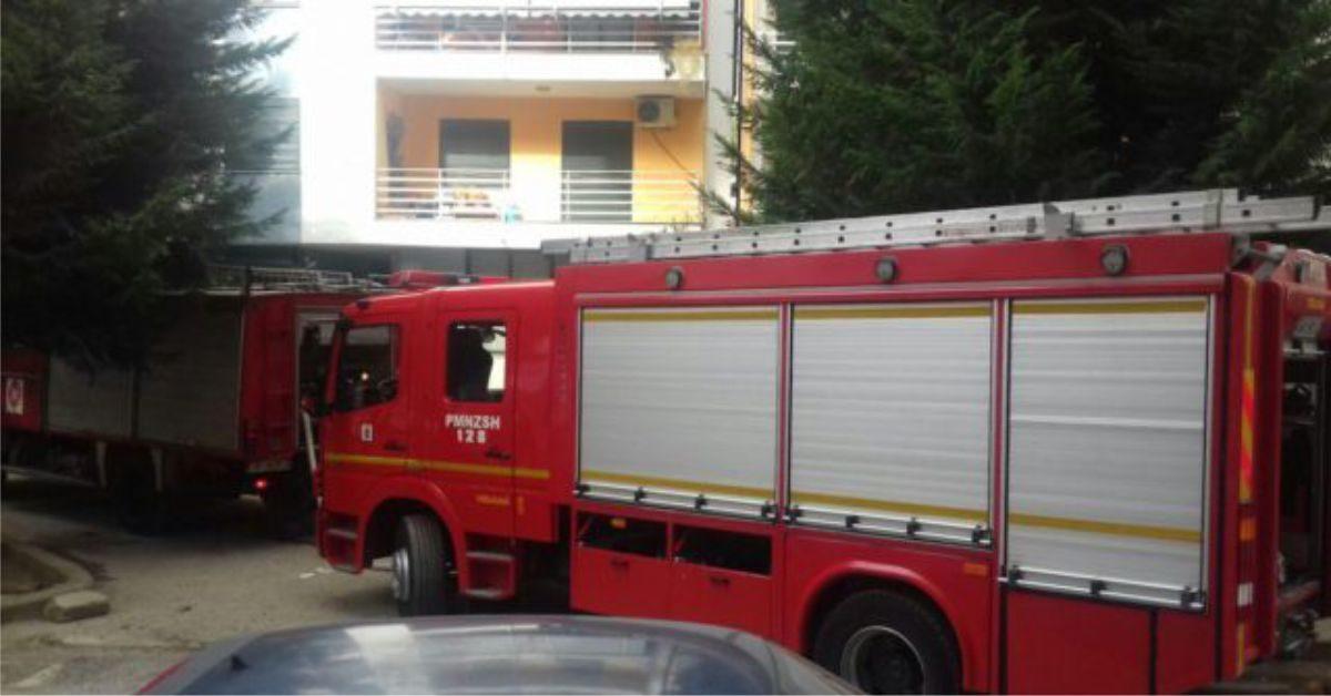 Zjarri përfshin banesën ku jetonte, humb jetën e moshuara që jetonte në katin e dytë…