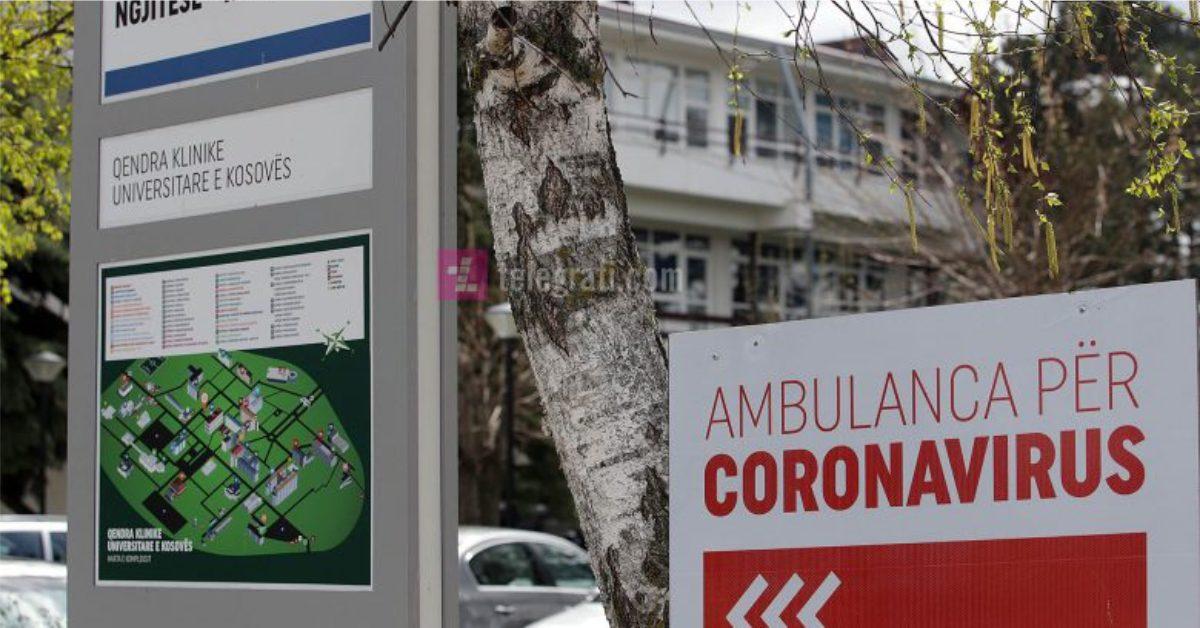 Shkon në 30- të numri i jetëve të humbura, një 59 vjeçar ndërroi jetë nga virusi sot në Kosovë…