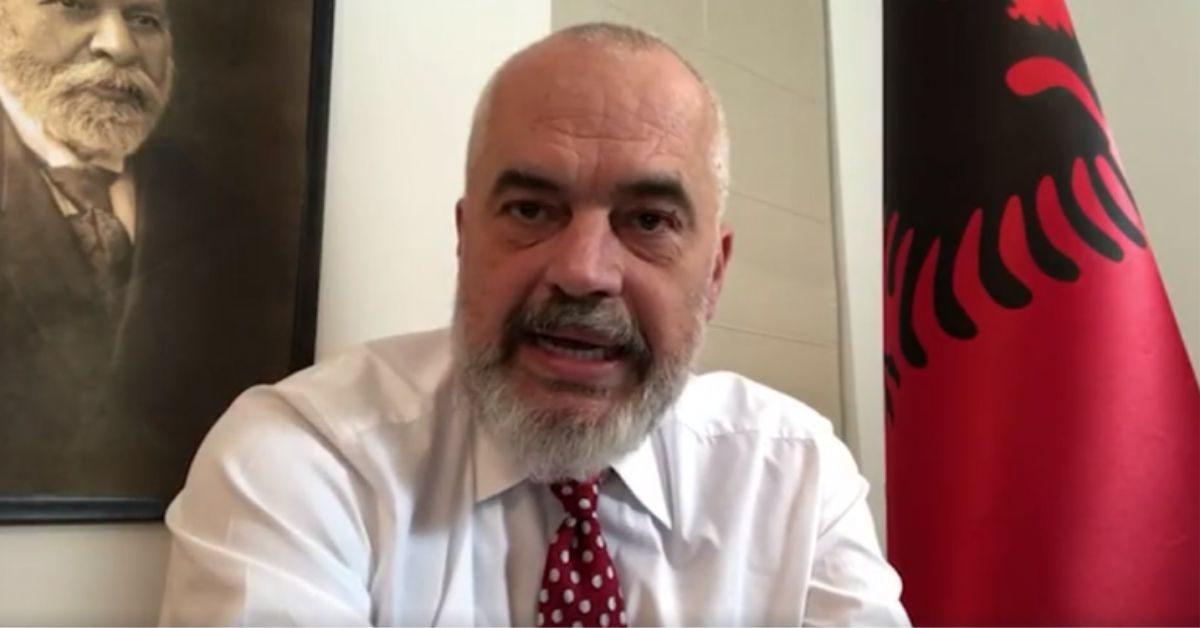 """""""Të hënën plani për riatdhesimin gradual…"""", kryeministri Rama jep shpresë për shqiptarët jashtë kufijve…"""