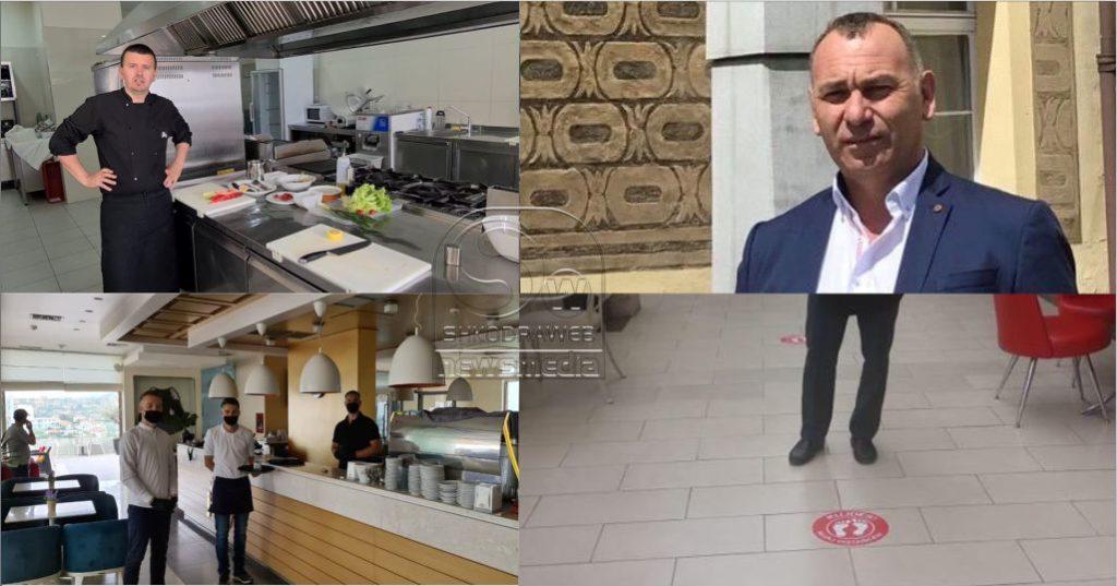 REPORTAZH – Mes kostove të shtuara dhe frikës për vijimësinë e bisnesit, hapen baret e restorantet edhe në Lezhë