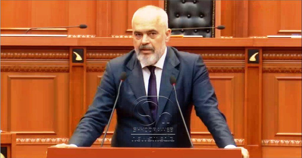 VIDEO – Gramoz Ruçi i nderpret fjalën në Kuvend edhe kryeministrit Edi Rama…
