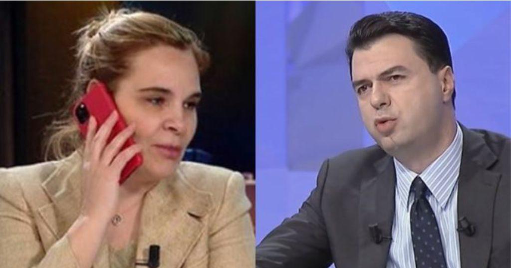 """""""Jam te Çim Peka…"""", Kryemadhi komunikon live me Bashën që ishte tek Opinion i Fevziut…"""