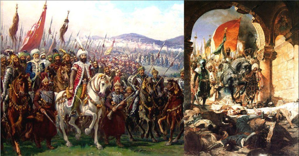 PERVJETOR – 567 vjet nga pushtimi i Kostandinopojës nga otomanët dhe nga lindja e Stambollit si qyteti që njohim sot…