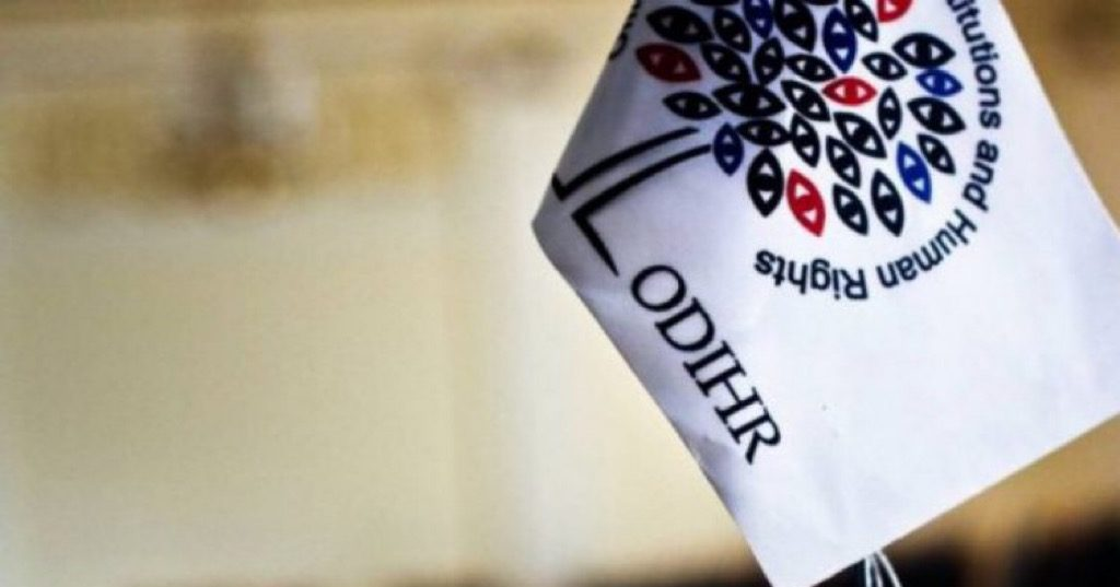 """""""Vlerësojmë angazhimin për reformën zgjedhore"""", ODIHR: Keqardhje që nuk u respektua 31 maji…"""
