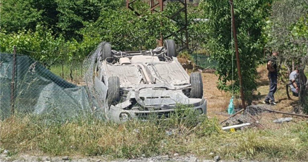 Makina del nga rruga, humb jetën menjëherë në vendngjarje 34 vjeçari…