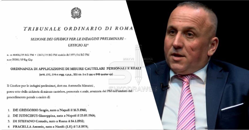 """""""I vetmi koment qe kam, është shpifje"""", këshilltari i presidentit Meta reagon pas akuzave si porositës i një lajmi në Itali…"""