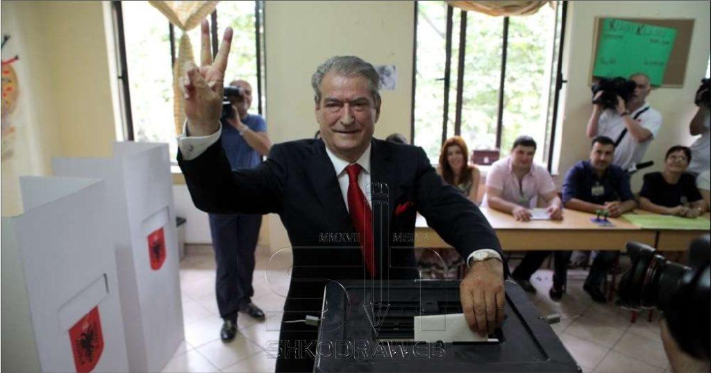 NGA SALI BERISHA – Një fjalë për marrëveshjen, larg së qeni reforma elektorale e plotë…!