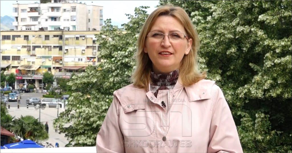VIDEO – Festa e 1 Qershorit ndryshe në Shkodër, kryebashkiakja Ademi mesazh për fëmijë e prindër